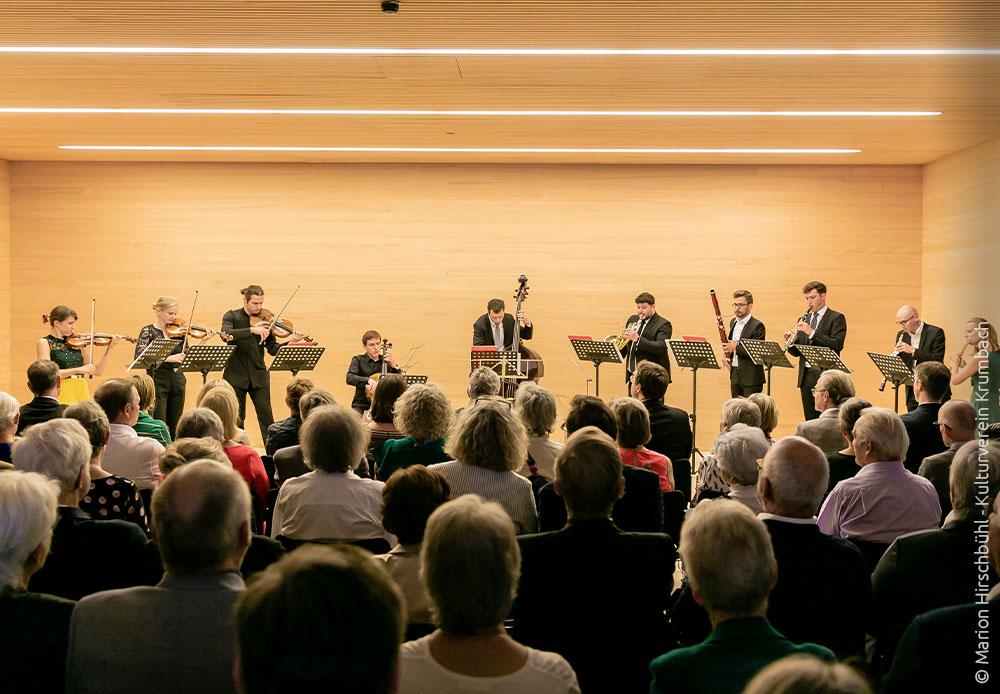 Klassische Konzerte in Krumbach
