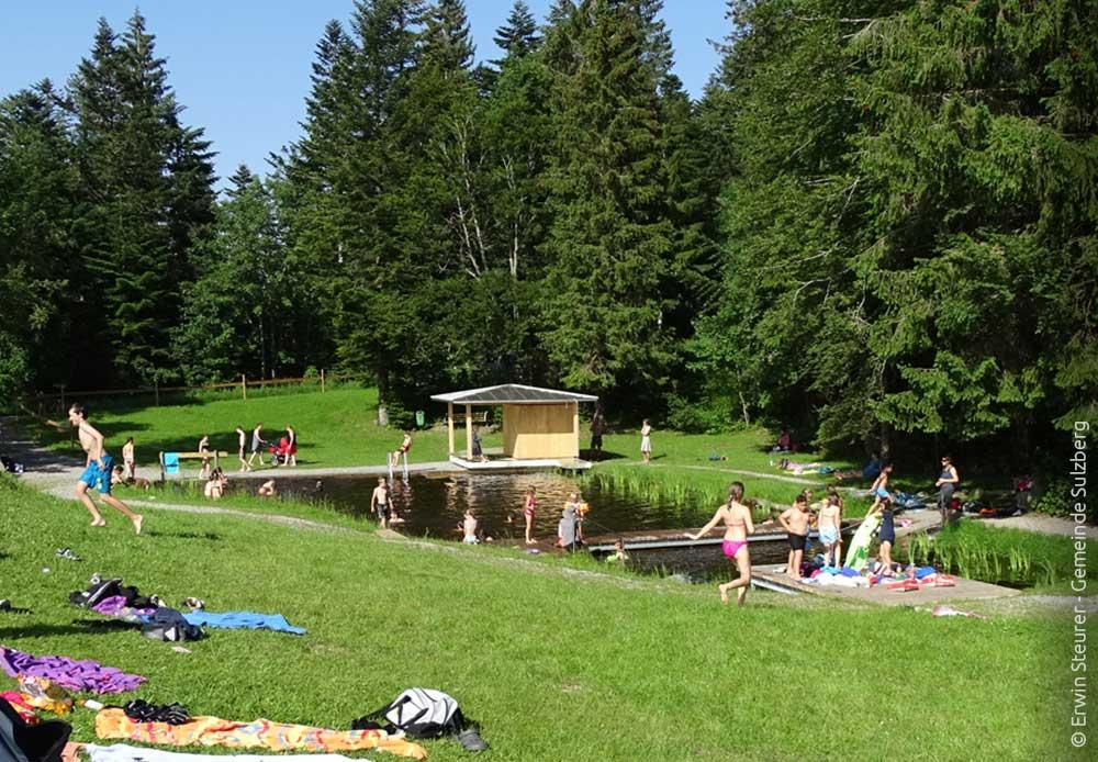 Moorbad Sulzberg im Bregenzerwald